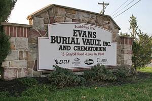 Contact Us | Evans Burial Vaults